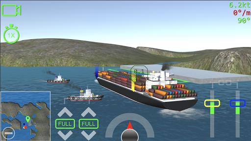 Ship Mooring 3D  screenshots 5