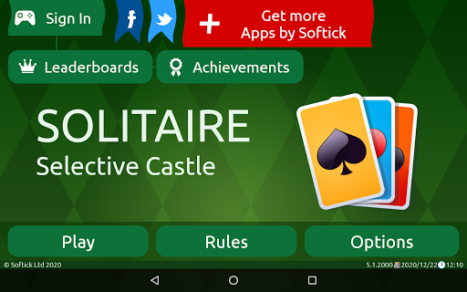 Selective Castle Solitaire 5.1.1853 screenshots 24