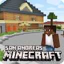 Best of San Andreas Mod + Addons CJ for MCPE
