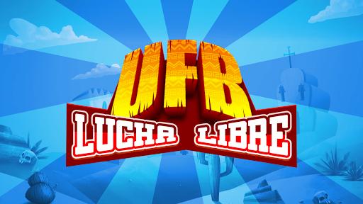 Code Triche UFB Lucha Libre: Fight Game (Astuce) APK MOD screenshots 5