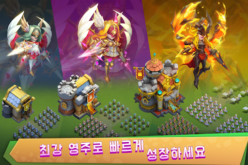 Castle Clash: uae38ub4dc ub85cuc584 1.8.1 screenshots 5