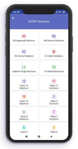 Ncert Books & Solutions 3.8 screenshots 4