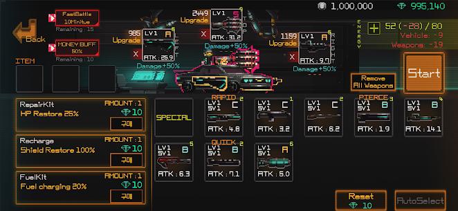 Bullet Punk MOD Apk 0.15 (Unlocked) 2