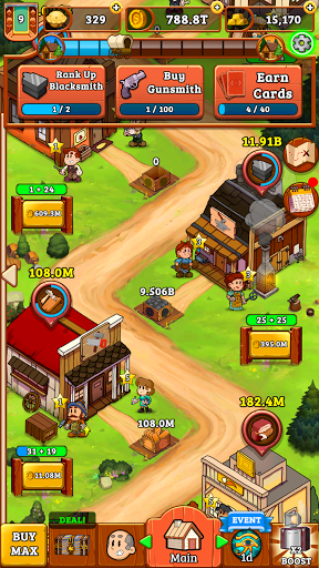 Idle Frontier: Tap Town Tycoon 1.066 screenshots 5