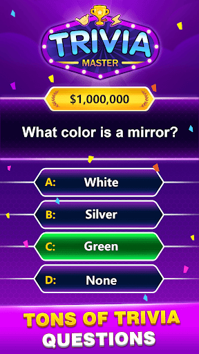 TRIVIA Master - Free Word Quiz Brain Test Game  screenshots 4