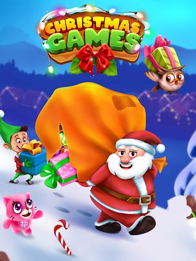 Christmas Games - Bubble Shooter 2020 2.9 screenshots 8