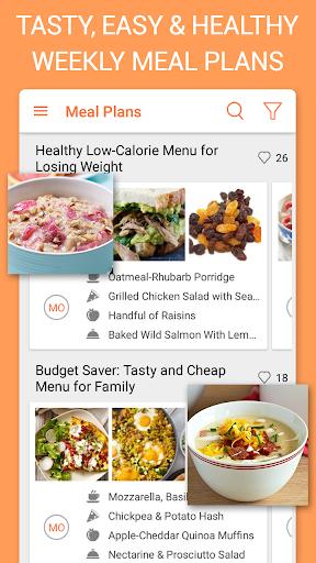 Foto do Recipe Calendar - Meal Planner