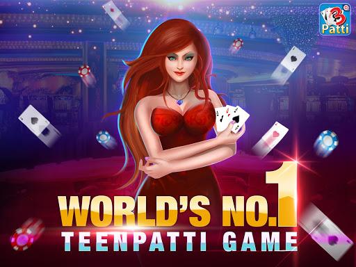 Teen Patti by Octro - Indian Poker Card Game screenshots 1