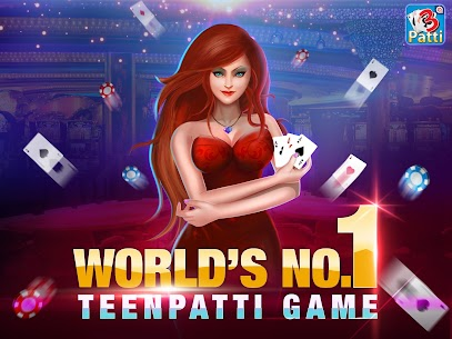 Teen Patti Unlimited Chips Apk (Unlimited Chips) 1