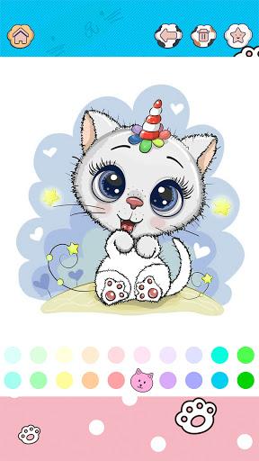 Colorful Cat 1.0.1 screenshots 1
