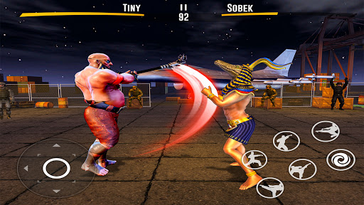 Kung fu fight karate Games: PvP GYM fighting Games apktram screenshots 2