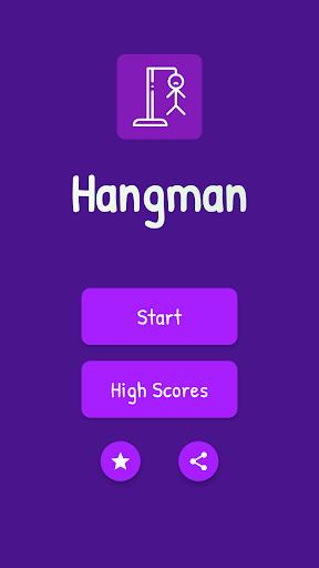 Hangman - Word Game 1.0.2.8 screenshots 1