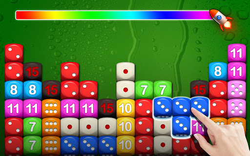 Dice Puzzle 3D-Merge Number game  screenshots 9