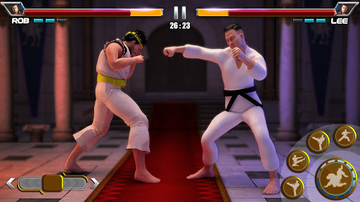 Karate Fighting 2020: Real Kung Fu Master Training apkmr screenshots 4
