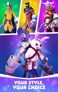 Knighthood Mod Apk (Unlimited Actions/One Hit Kill) 6