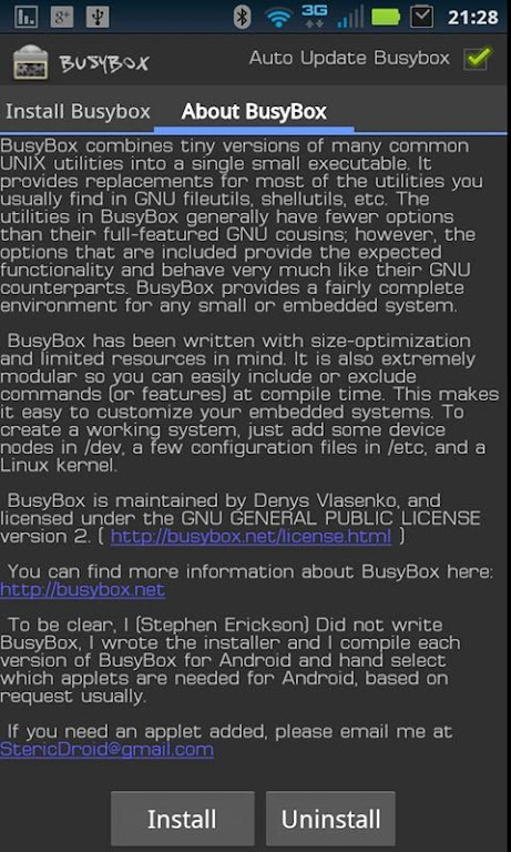BusyBox Pro  poster 0