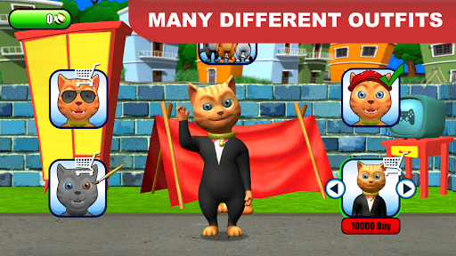 Talking Cat Leo: Virtual Pet 210111 screenshots 3