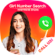 Girl Mobile Number Prank - Random Girls Video Chat Apk