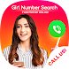 Girl Mobile Number Prank - Random Girls Video Chat