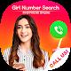 Girl Mobile Number Prank - Random Girls Video Chat para PC Windows