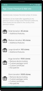 App Cloner Premium & Add-ons  2.10.1 MOD APK [UNLOCKED] 2