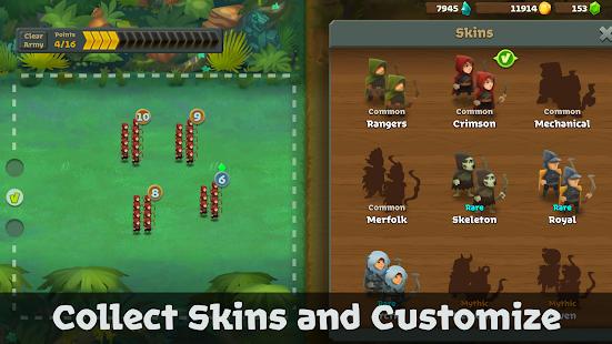 Mod Game Battle Legion - Mass Battler for Android