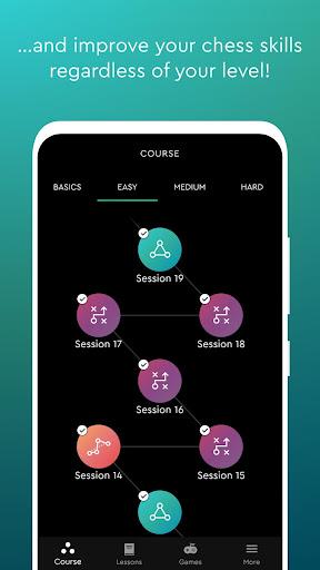 Magnus Trainer - Learn & Train Chess screenshots 2