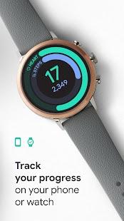 Google Fit: Gesundheits- und Aktivitätstracking Screenshot