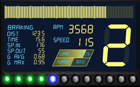 RacingMeter for Torque Pro APK 4