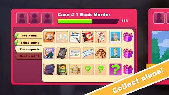 Jane's Detective Stories Mod Apk– Crime Mystery Match 3 (Unlimited Lives) 5