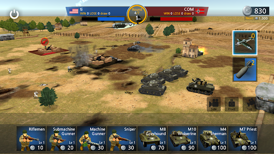Baixar WW2 Battle Front Simulator MOD APK 1.6.3 – {Versão atualizada} 2