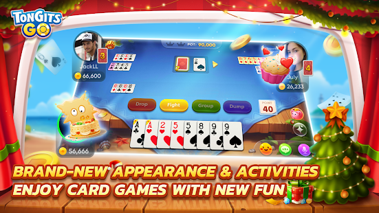 Tongits Go The Best Card Game Online Apps On Google Play