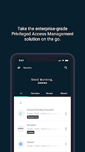 Free Secret Server Mobile 1