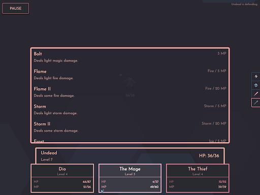 The Gauntlet: Roguelike Turn-based RPG 1.0.31 screenshots 11