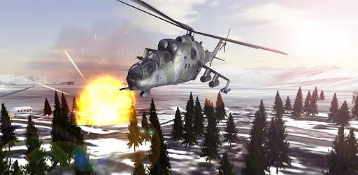 Screenshot of Hind - Helicopter Flight Sim