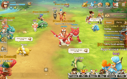 StoneAge World Screenshot