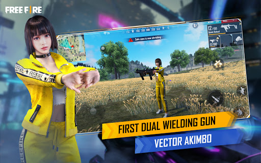 Garena Free Fire-New Beginning 1.56.1 screenshots 9