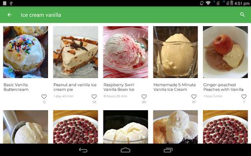 Foto do Ice Cream Recipes