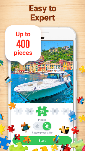 Jigsaw Puzzles - Puzzle Game modavailable screenshots 3
