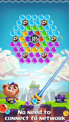 Bubble Shooter:Eliminate Magic  Puzzle Passのおすすめ画像2