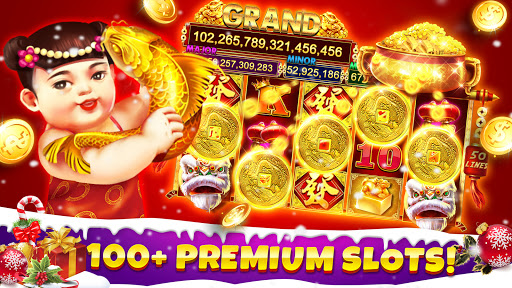 Slots: Clubillion -Free Casino Slot Machine Game! 1.20 screenshots 1