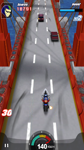 Racing Moto 3D screenshots 11