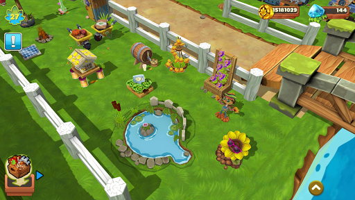 CannaFarm - Weed Farming Collection Game modavailable screenshots 5