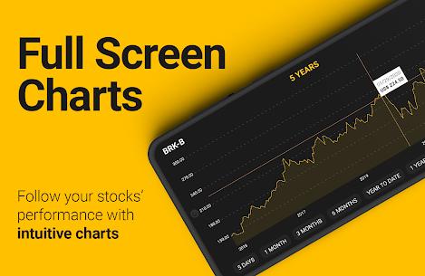 InvestApp Pro MOD APK – Stocks, Markets & Financial News 4