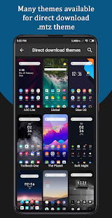 Themes for MIUI - Only FREE! 3.5 Screenshots 8