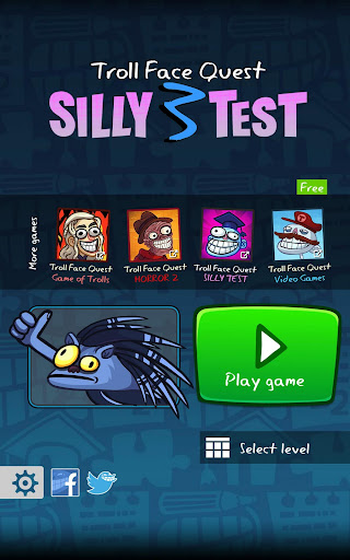 Troll Face Quest: Silly Test 3  screenshots 5