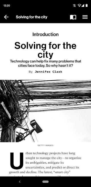 Tech Review  poster 11
