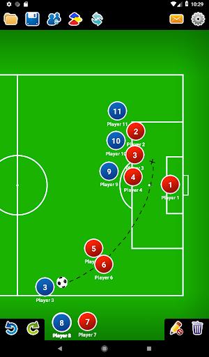 Coach Tactic Board: Soccer 1.3 Screenshots 11