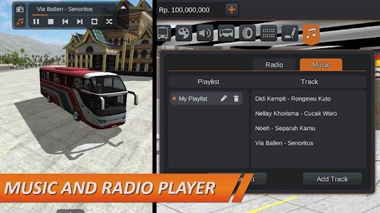 Bus Simulator Indonesia Mod Apk (Free Shopping/Unlimited Money ) 7