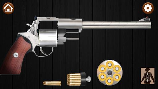 eWeaponsu2122 Revolver Gun Sim Guns 3.1 screenshots 2